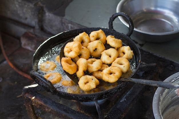 Vada south indian food