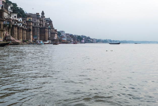 Varanasi ganges rzeka