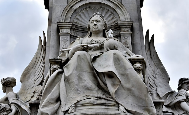 Victoria memorial, londyn