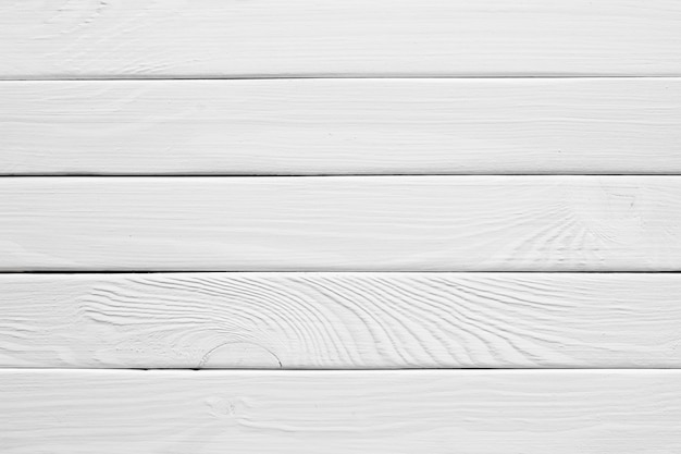Vintage biała drewniana deska jako tekstura i tło