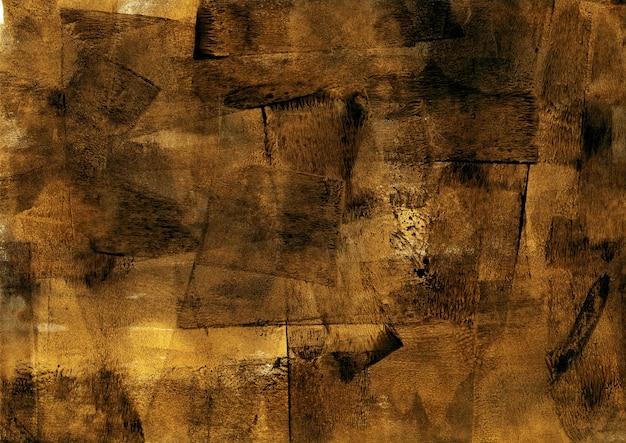 Vintage błyszczące tekstury brązu. sztuka współczesna