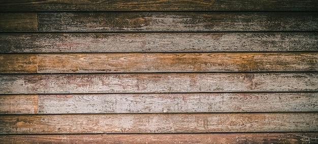 Vintage drewniane tekstury deski. drewniana ściana grunge wzór ogrodzenia.