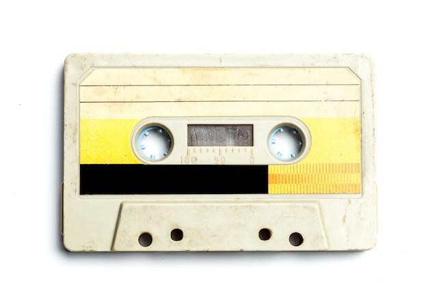 Vintage kaseta magnetofonowa