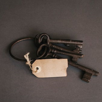 Vintage klucze
