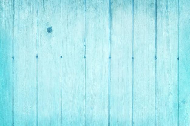 Vintage niebieskie pastelowe malowane drewniane ściany tekstura tło.