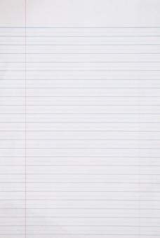Vintage papier biały kolor linii. tekstura tło
