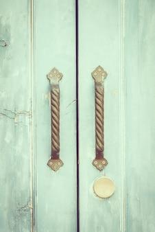 Vintage pokrętło drzwi
