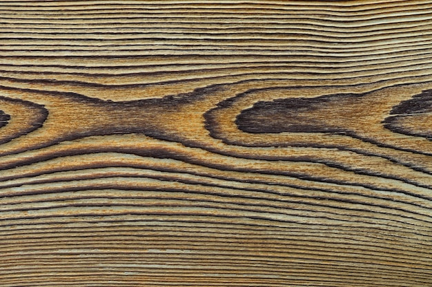 Vintage tekstury drewna z widokiem z góry na sęki zbliżenie na tle