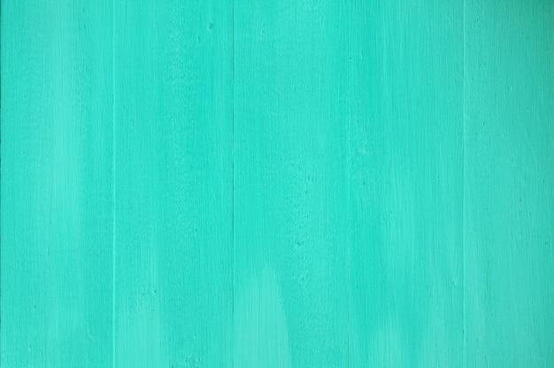 Vintage tło drewna w kolorze turkusowym