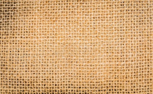 Vintage tło tkaniny lnianej