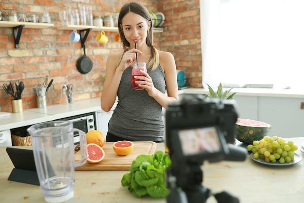 Vlogger kulinarny
