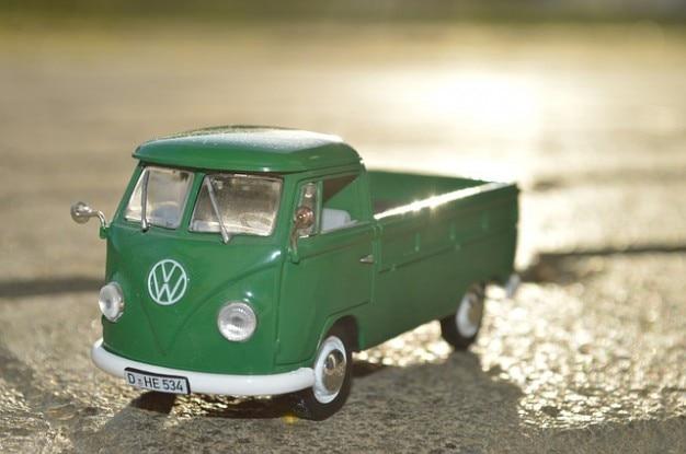 Volkswagen vw zabawek zabawka samochód auto samochodowych