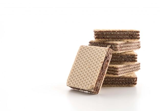 Wafel czekoladowy