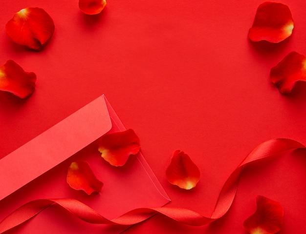 Walentynki-dzień tło