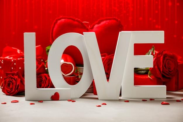 Walentynki i koncepcja miłości