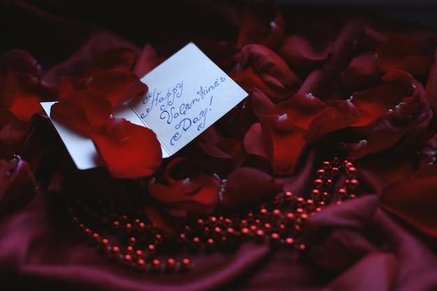 Walentynki, romantyczne zdjęcie