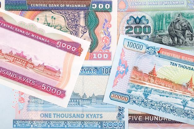 Waluta myanmaru
