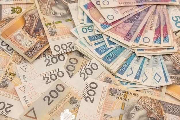 Waluta polska 20 50200 zł. koncepcja biznesowa i finansowa.