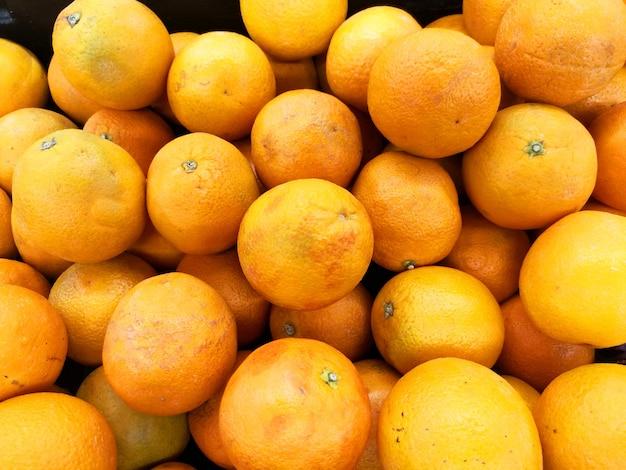 Wapno z mandarynki.