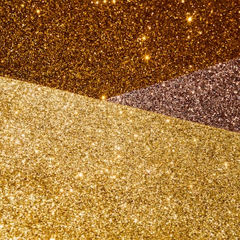 Warstwy gradientu złota tekstury