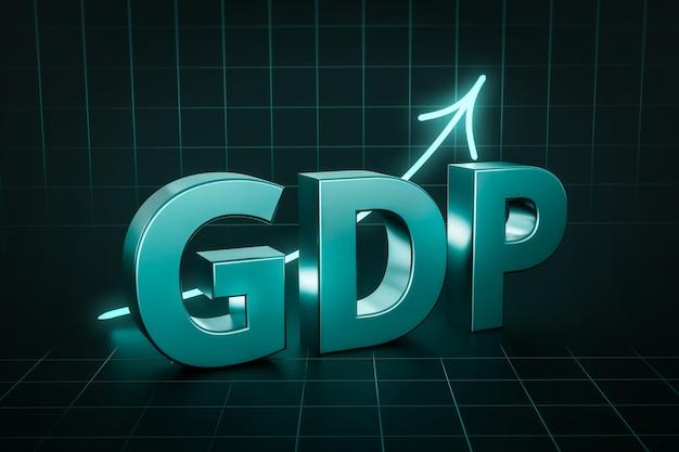 Wartość produktu krajowego brutto lub pkb w finansach przedsiębiorstw