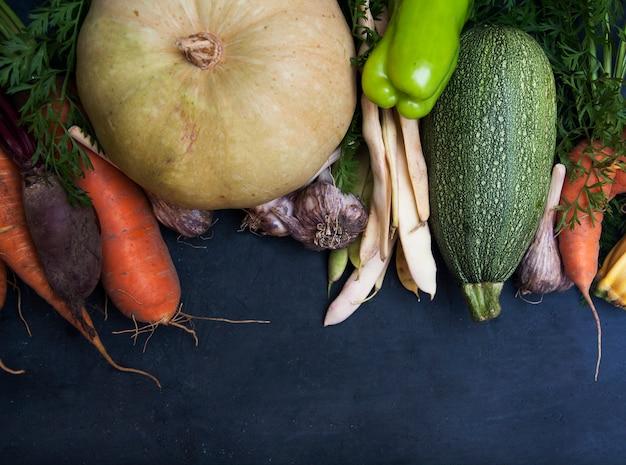 Warzywa i fasola