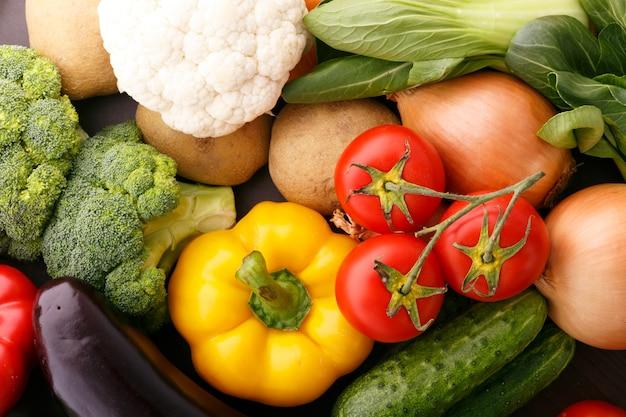 Warzywa. jedzenie organiczne.