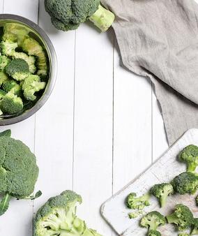 Warzywa świeże brokuły
