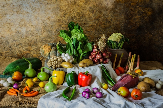 Warzywa, zioła i owoce