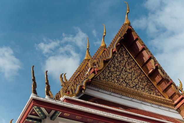 Wat ratchanatdaram i loha prasat (żelazny zamek)