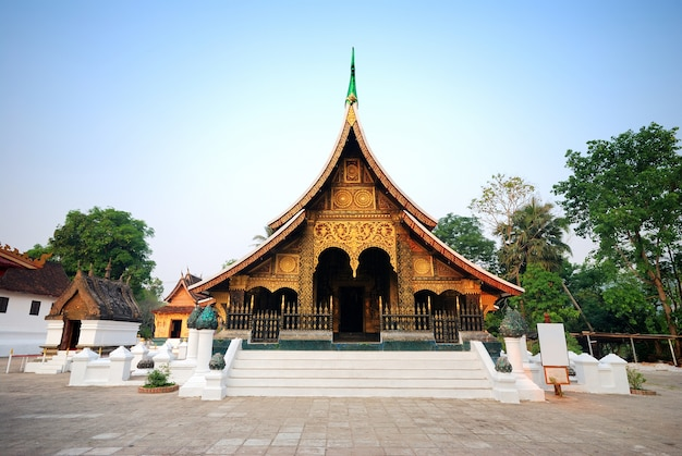 Wat xieng thong, luangprabang, laos