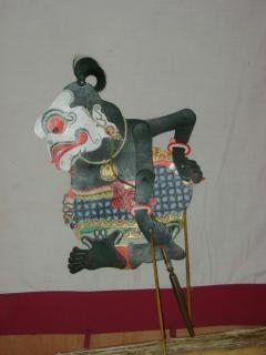 Wayang - dziedzictwa indonezji
