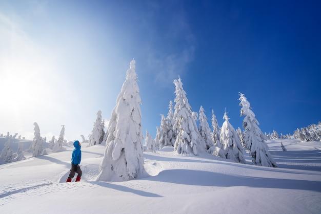 Wędrówki górskie w zimie