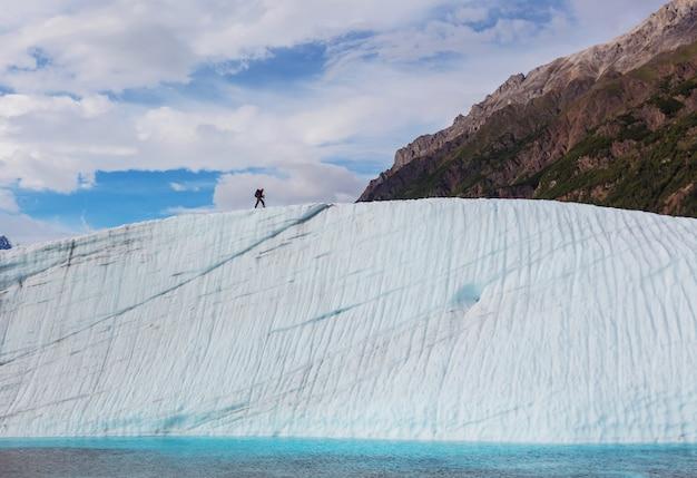 Wędruj po alasce w okresie letnim