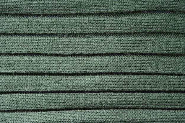 Wełna sweter tekstury bliska