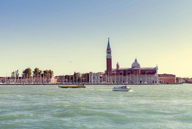 Wenecja z morza