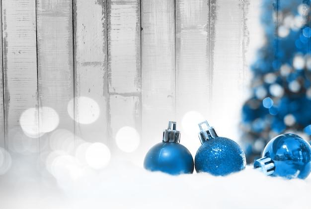 Wesołych świąt i szczęśliwego nowego roku dekoracji.
