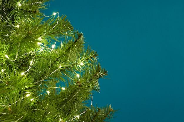 Wesołych świąt i wesołych świąt kartkę z życzeniami, ramki, baner.