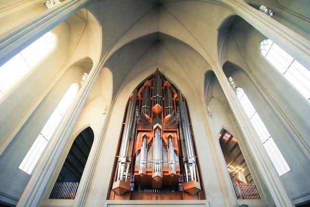 Wewnątrz katedry