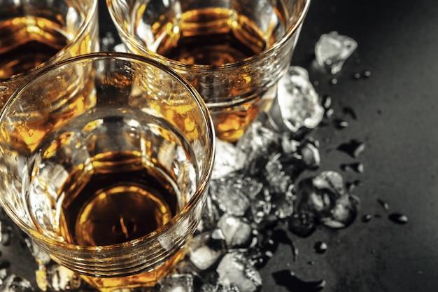 Whisky i lód