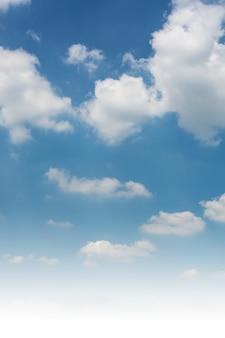 Wiatr wiosna białe stratosfera czysta
