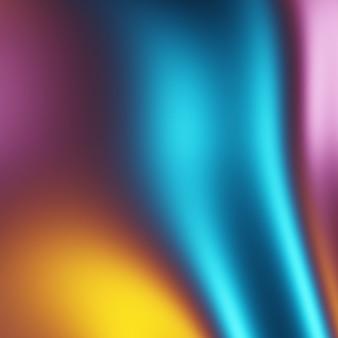Wibrująca holograficzna ciemna tekstura tła