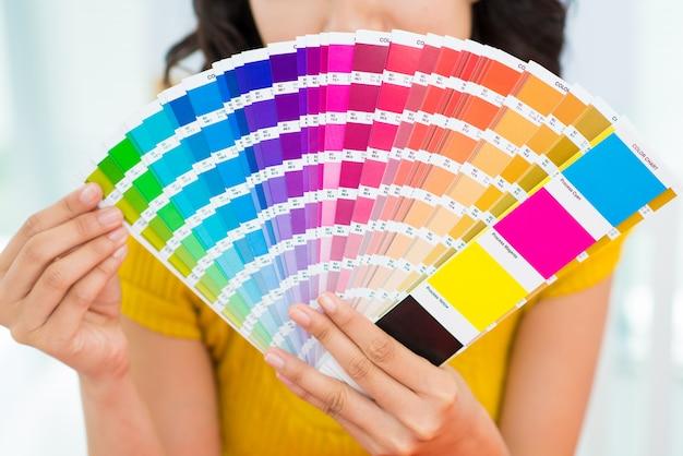 Widmo kolorów