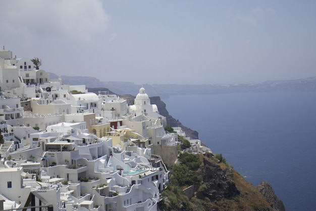 Widok budynków