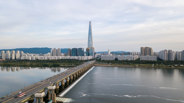 Widok miasta seul
