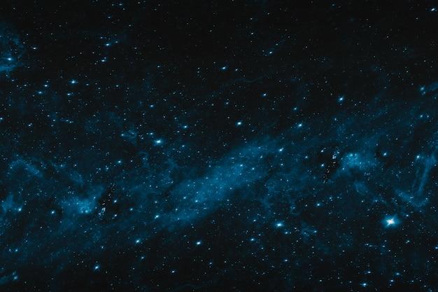 Widok przestrzeni z księżyca. elementy tego obrazu dostarczone przez nasa