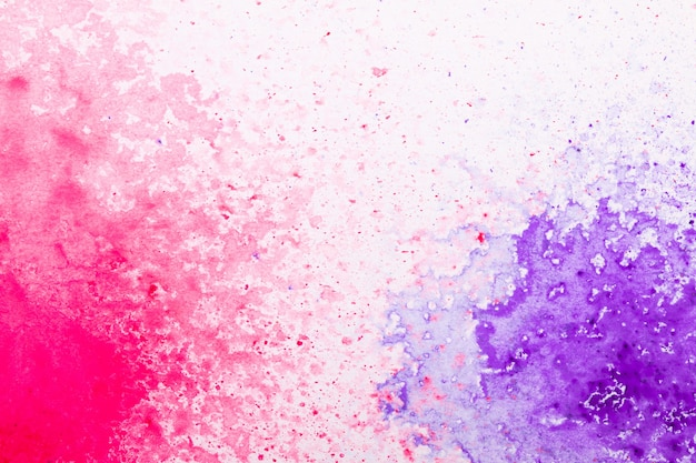 Widok z góry abstrakcyjne kolorowe tekstury tła farby paint