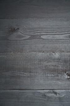 Widok z góry ciemne drewniane tekstury lub tła