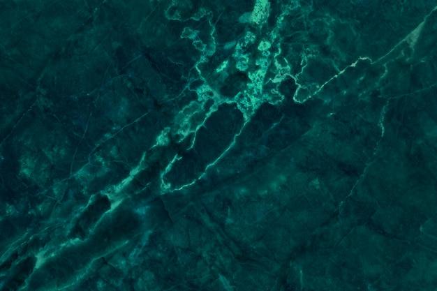 Widok z góry ciemnozielonego marmuru tekstury tła