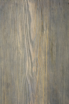 Widok z góry na patynowaną szczotkowaną strukturę drewna. - wizerunek